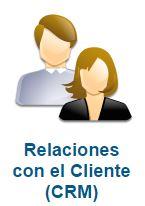 Relaciones con el cliente CRM